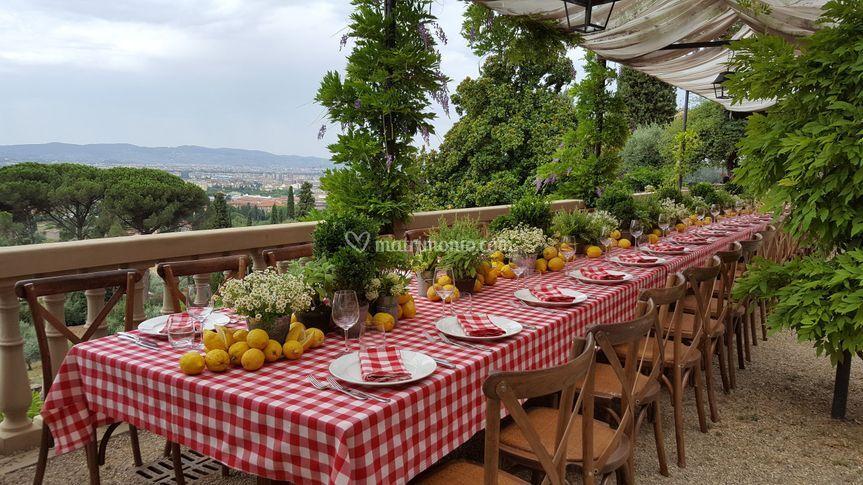 Catering Matrimoni Toscana Prezzi : Roland s