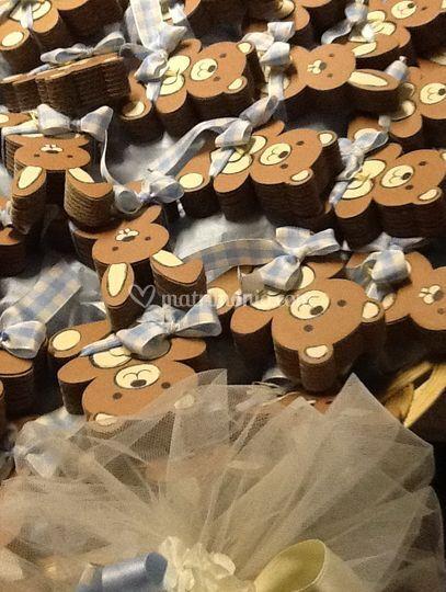 Scatoline portaconfetti ecosol