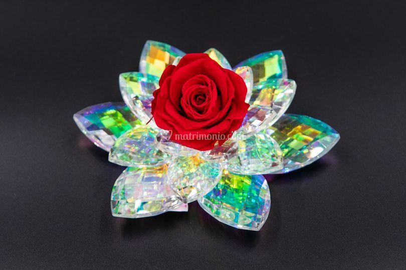 Cristallo+rose stabilizzate