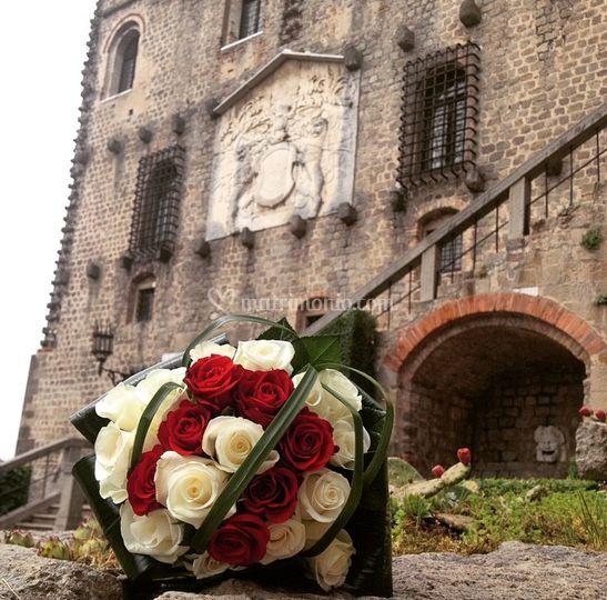 Bouquet al Castello Cini