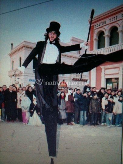 Sfilata Carnevale Gallipoli