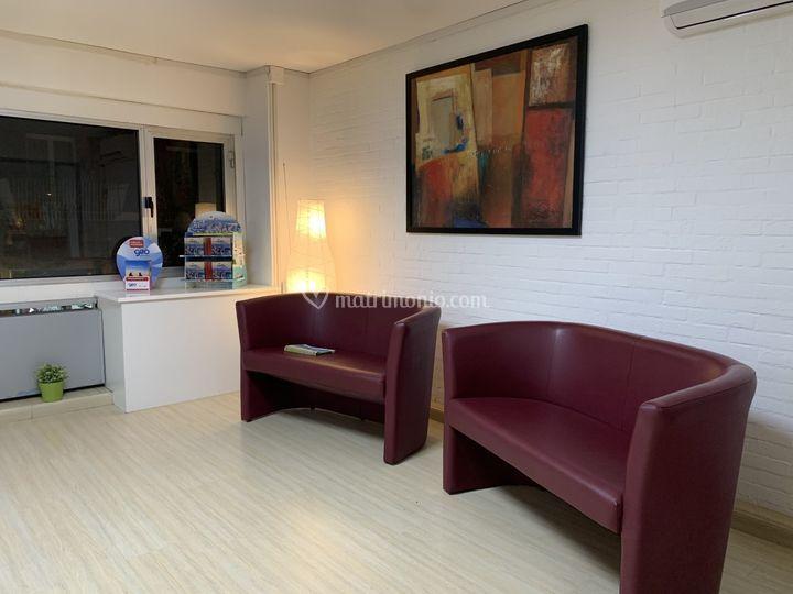 Area Relax per i clienti