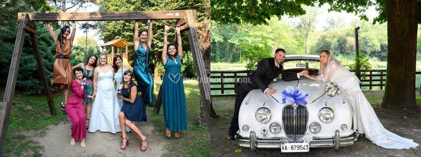 Le amiche della sposa.