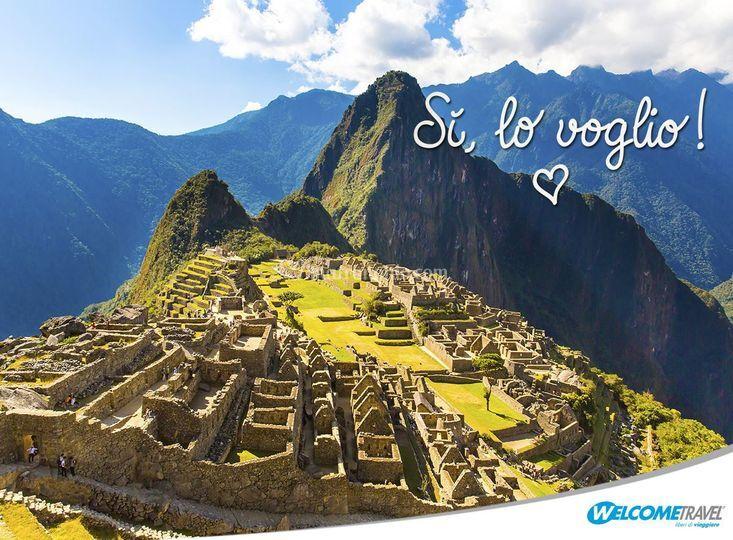 Perù - Macchu Picchu