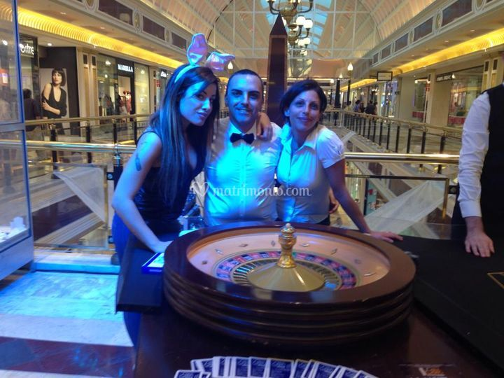 Casino show  Roma