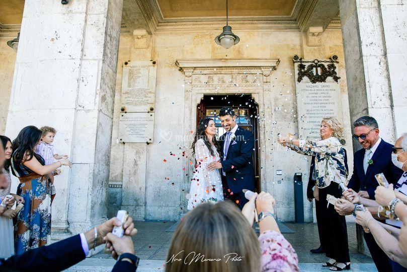 Avezzano - Paolo e Joyce