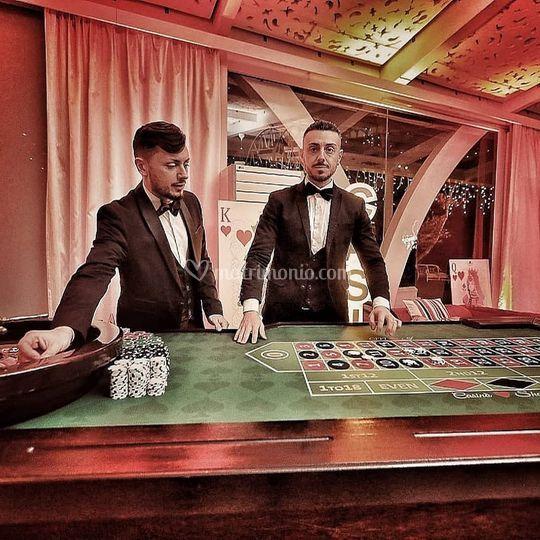 Casino show spettacolo