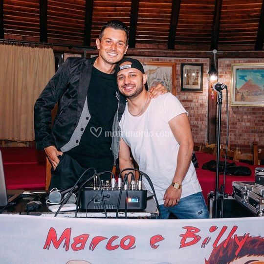 Billy e Marco Gen 19