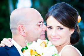 Diego Avolio Wedding Make-Up