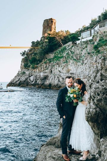 Amalfi Coast Ravello wedding