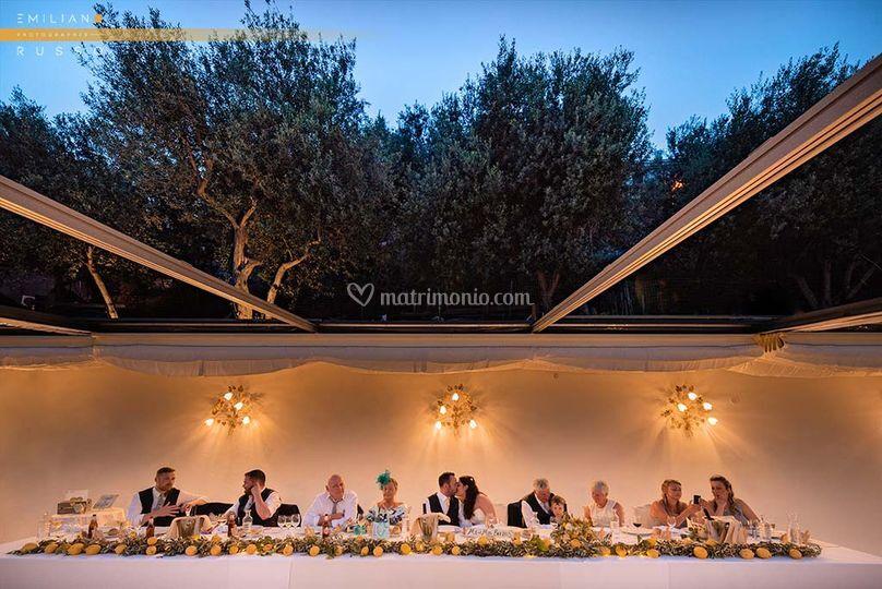 Amalfi Coast wedding ravello