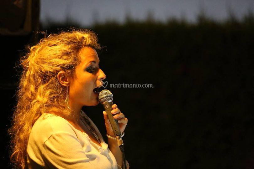 Alessandra voce