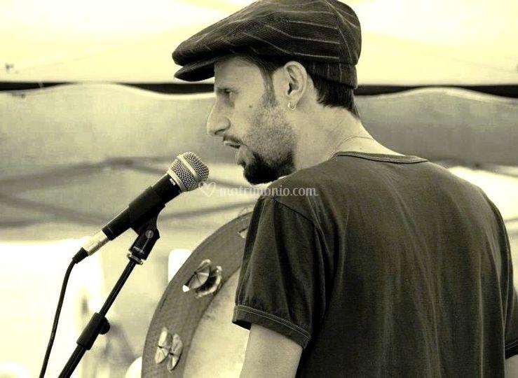 Alex - percussioni