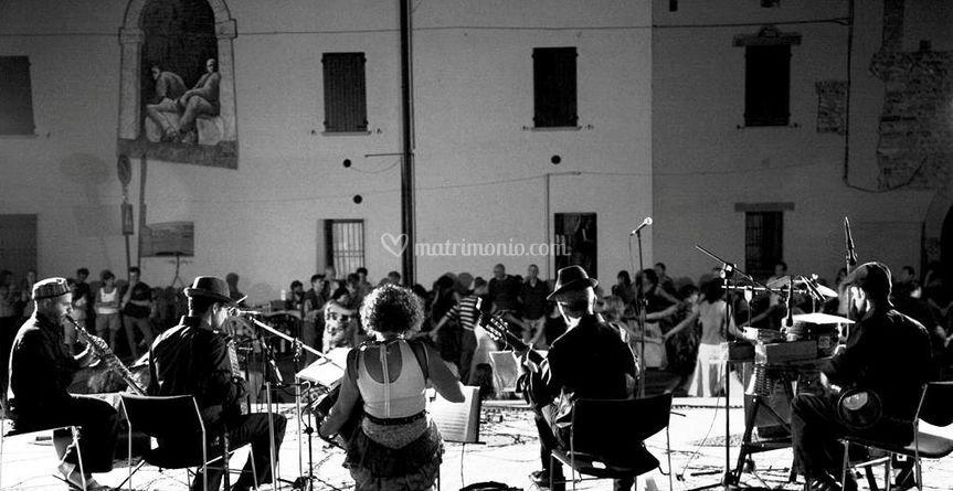 Concerto a ballo, IsolaFolk BG