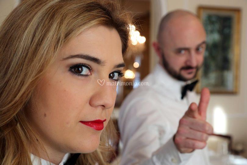 Eleonora e Checco