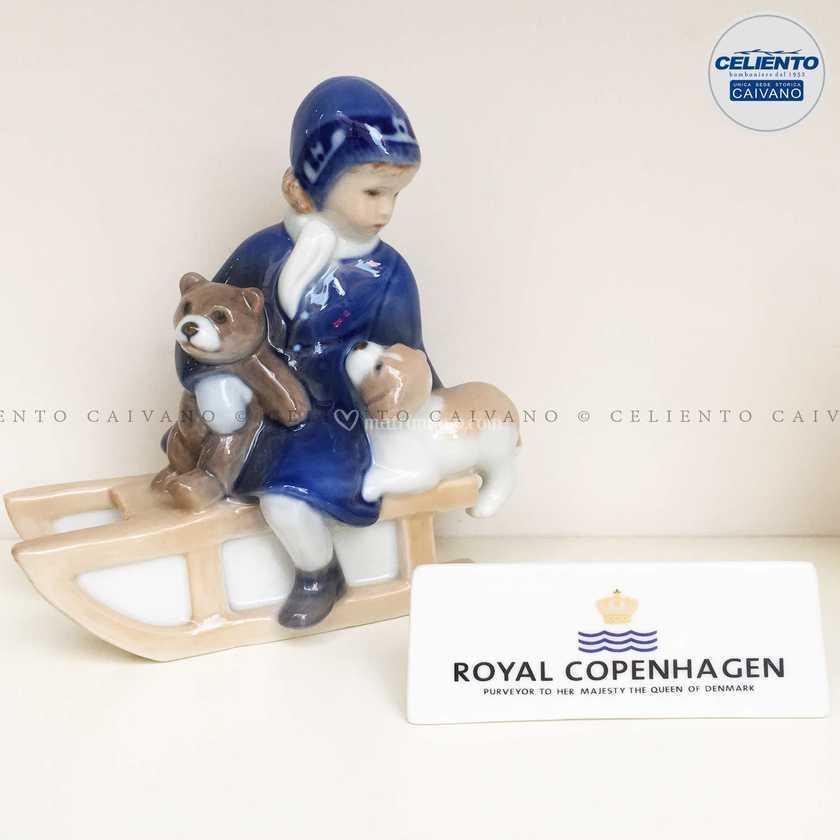 Bomboniere Matrimonio Royal.Royal Copenhagen Di Celiento Bomboniere Dal 1952 Foto 120