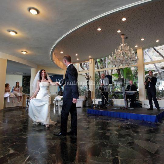 Matrimonio a Bordighera