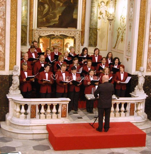 Il nostro coro per le cerimonie