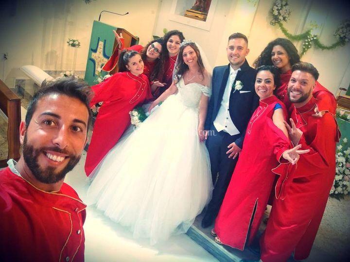 Sposi dal Belgio