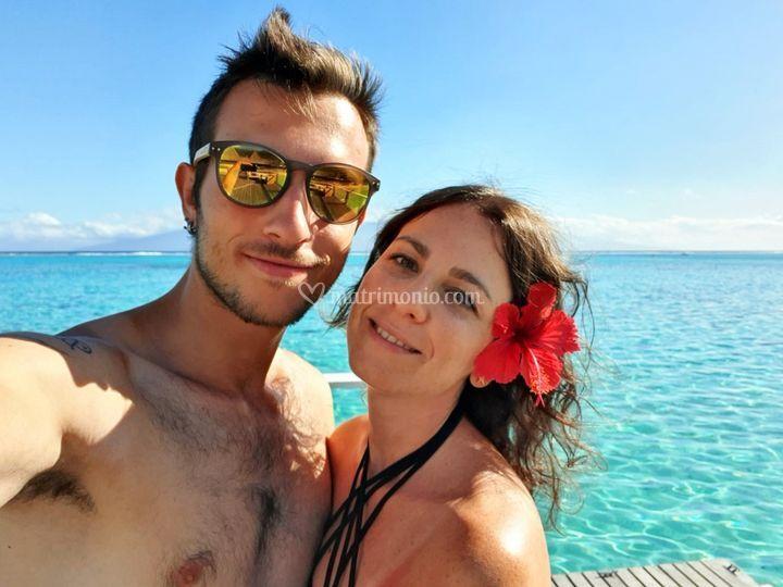 Honeymoon California+Polinesia