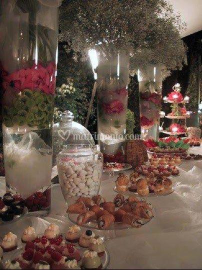 Meraviglioso buffet dei dolci