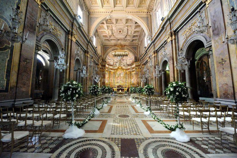 Chiesa SS Giovanni e Paolo RM
