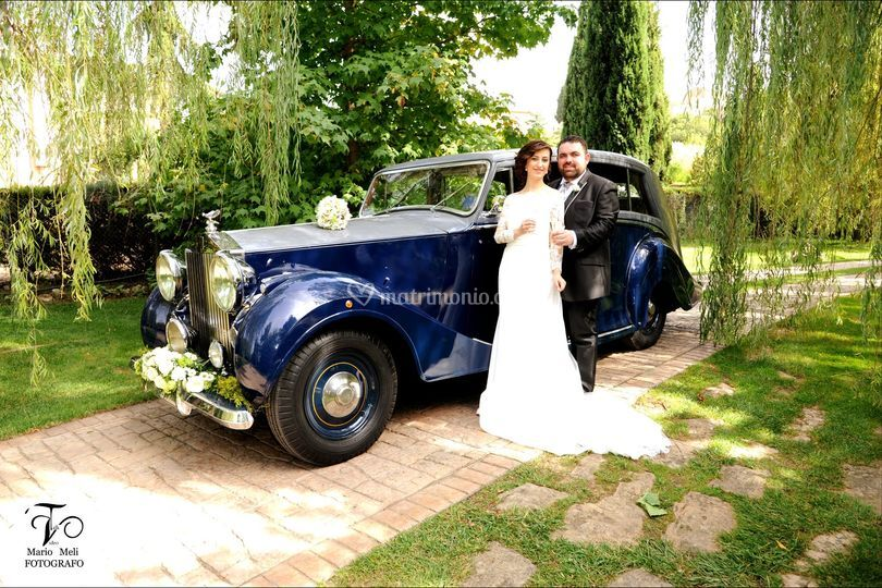 Rolls Royce Touring Limousine