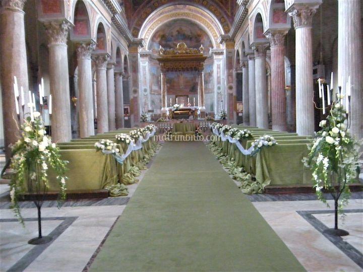 Chiesa S. Nicola in Carcere