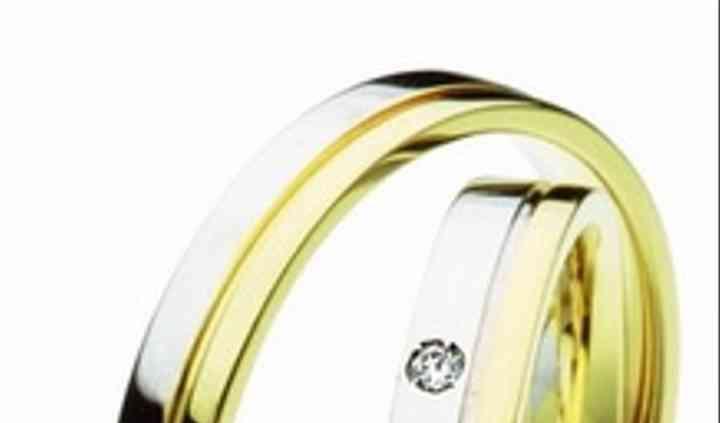Fedi oro bianco/giallo