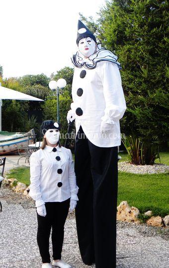 Pierrot e la pierottina