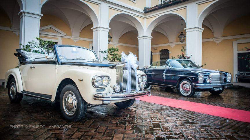 Rolls & Mercedes