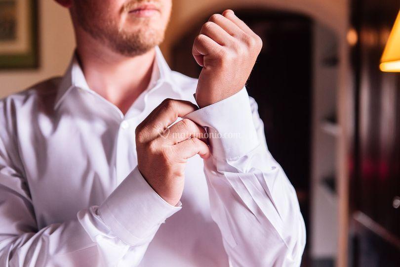 Preparazione sposo firenze
