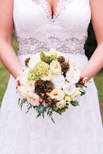 Bouquet sposa siena