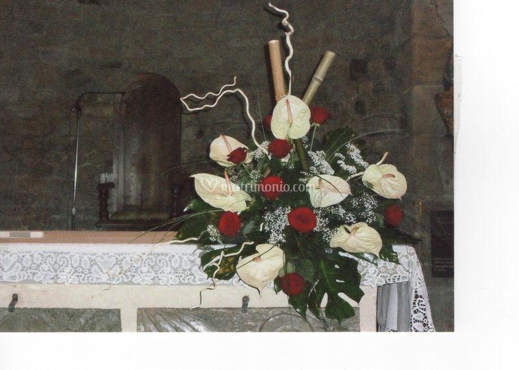 Composizione altare 2