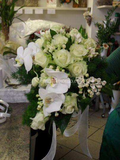 Bouquet ricadente