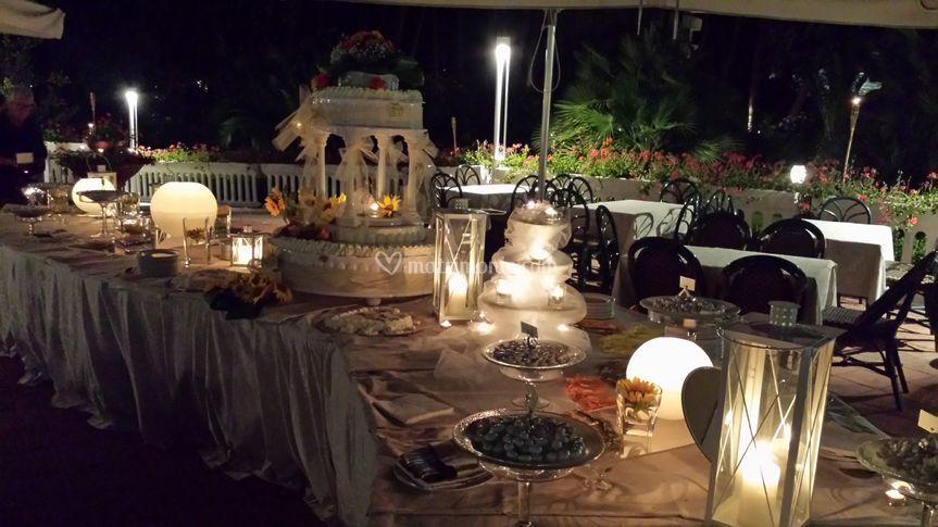 Cake e confettata