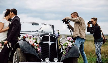 Artemov Wedding Videographer