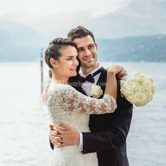 Matrimonio, semiraccolto