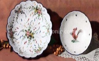 Piatti decorati