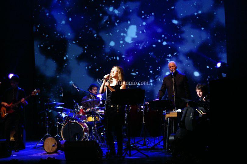 Live band, 2012