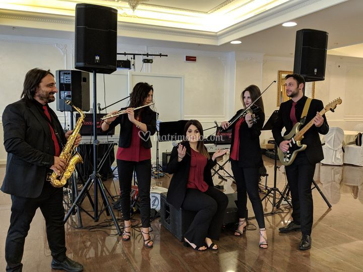La band 2