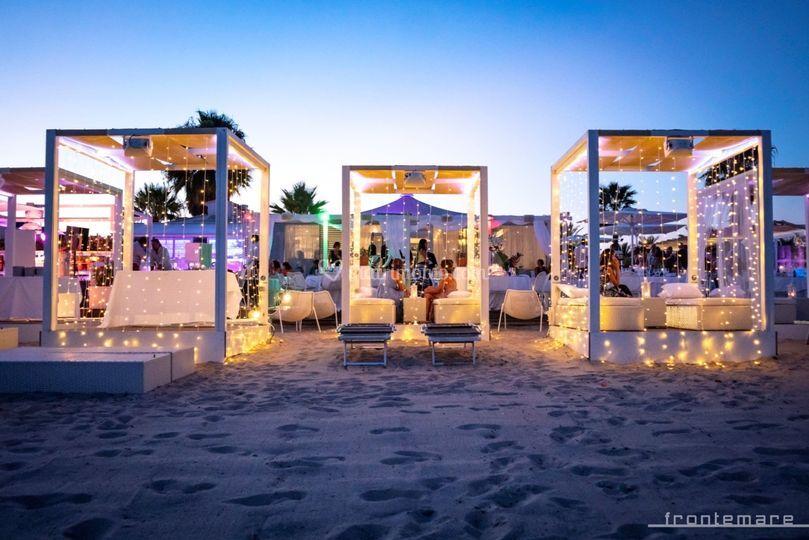 Wedding planner: Sara Events