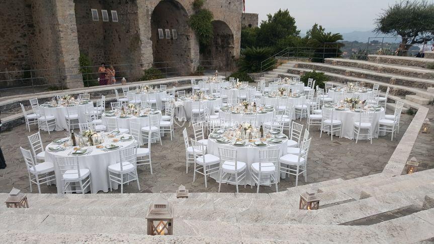Anfiteatro Castello Doria