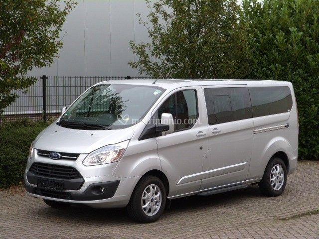 Minivan 8 passeggeri