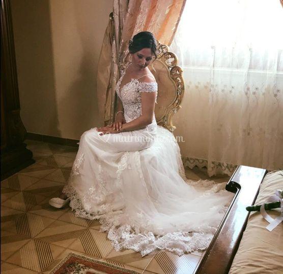 Naty sposa