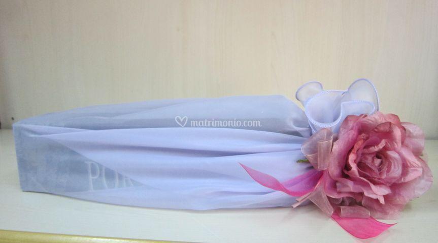 Confezione con foulard