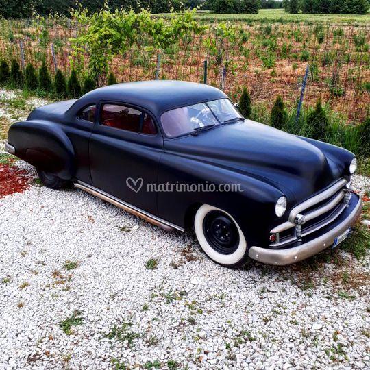 La Chevrolet di Cristiano