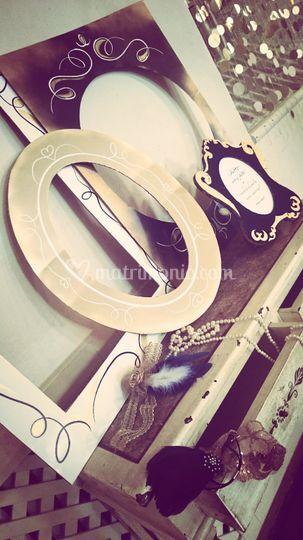 Photobooth Grande Gatsby
