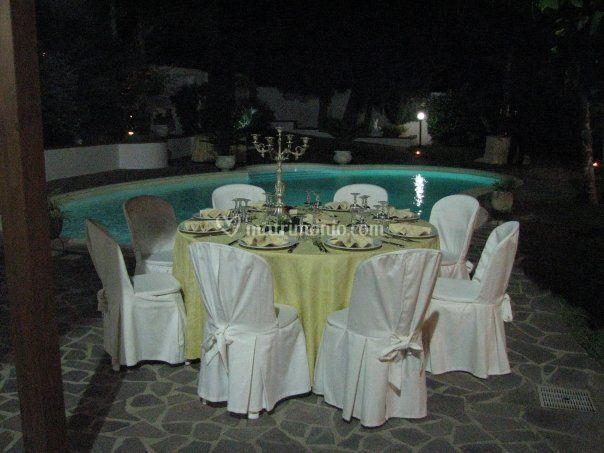 Tavolo da cerimonia