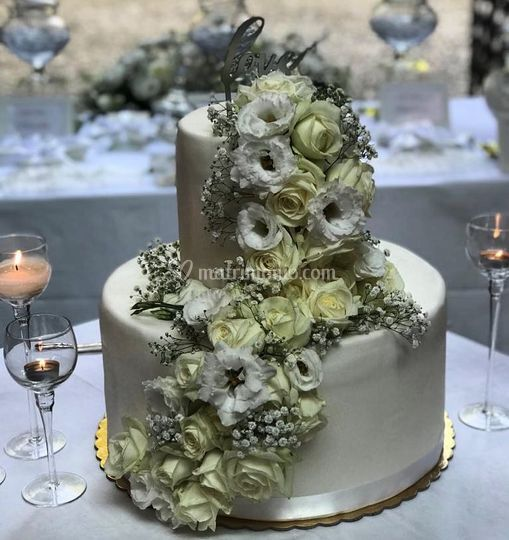 La weddincake